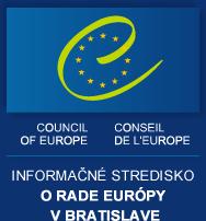 Vitajte na stránkach informácií o Rade Európy